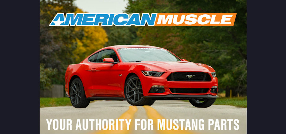 American Muscle - Authority In Mustang Parts