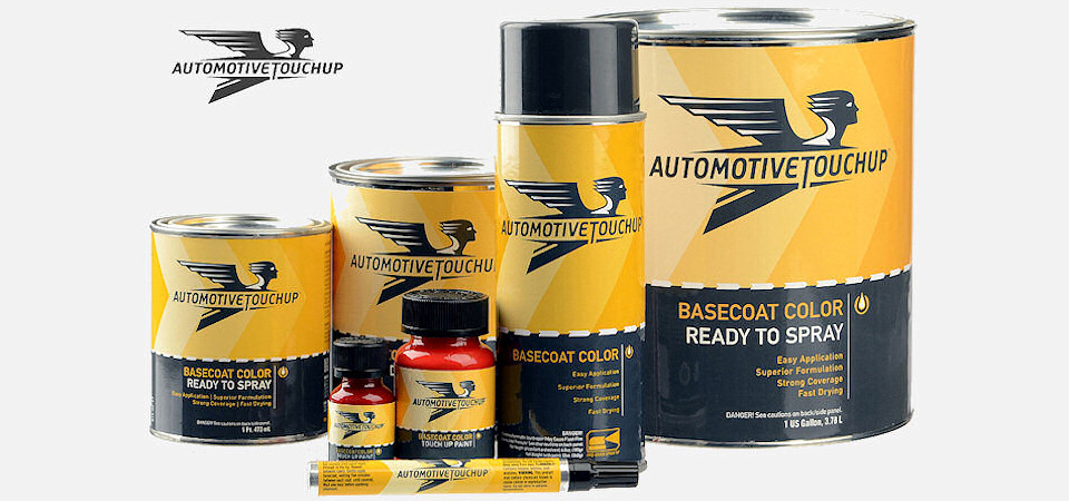 Automotive Touchup - Touch Up Paint Manufacturer for Performance & Industrial Use