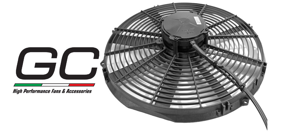 GC High Performance Fans & Accessorie