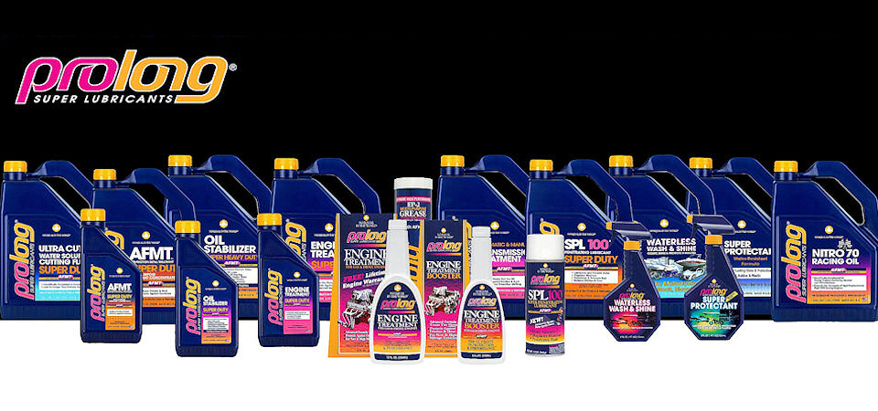 Prolong Super Lubricants